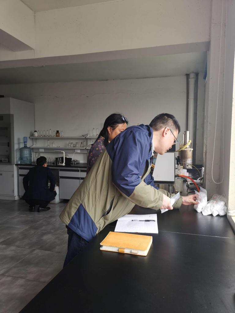 审核促成长  细节见正章—湖南江海集团客户审核纪实-湖南江海 食品级氯化铵、工业级氯化铵